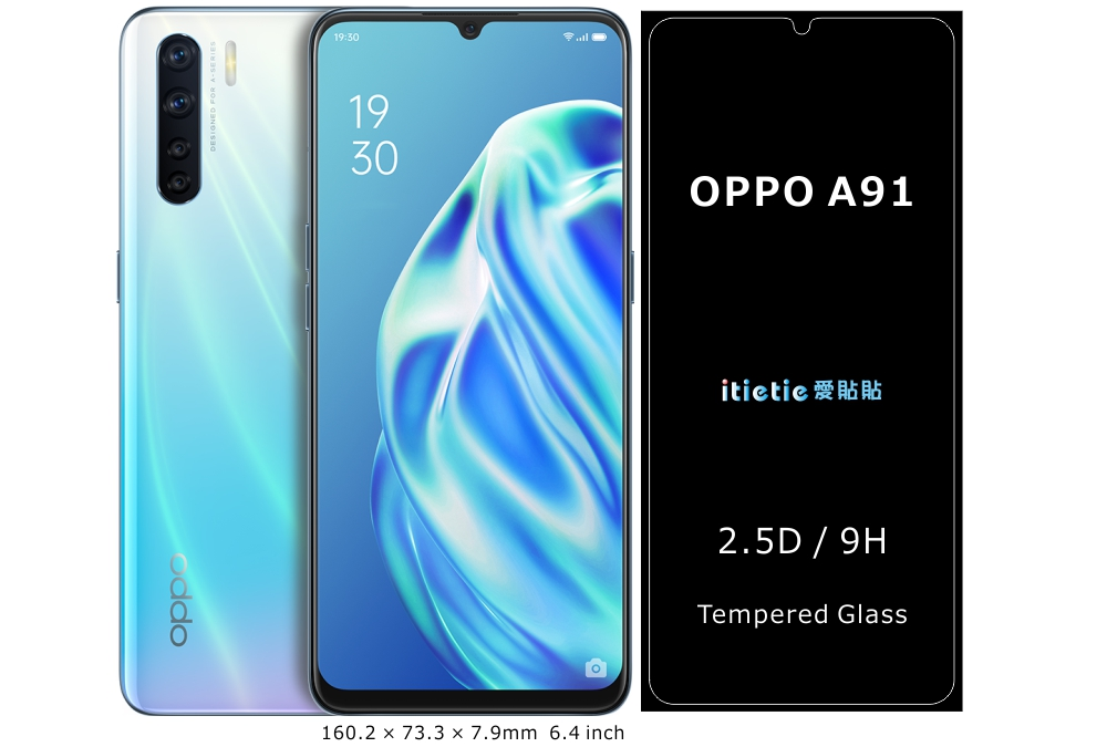 OPPO A91 / F15